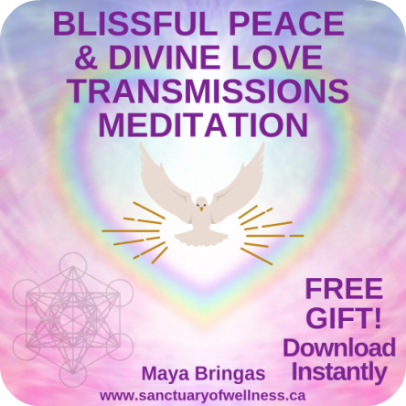 Blissful Peace and Divine Love Transmissions Meditation