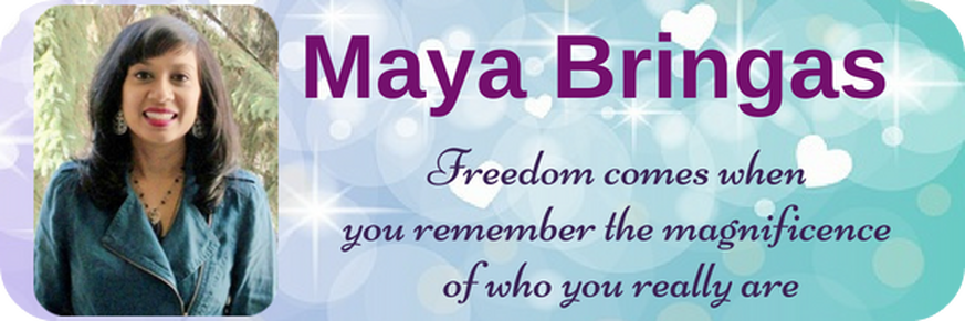 Maya Bringas, Spiritual Teacher/Writer, Metatronia Therapy, Recipe for True and Lasting Inner Peace
