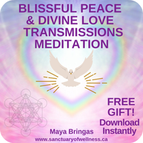 Inner Peace and Divine Love Transmissions Meditation