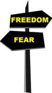 Are You Feeding the Fear? By Maya Bringas